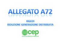 Allegato A72 Riduzione generazione distributiva.